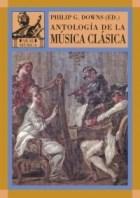 Papel Antologia De La Musica Clasica Akal