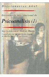 Papel DICCIONARIO INTERNACIONAL DE PSICOANALISIS 2 TOMOS