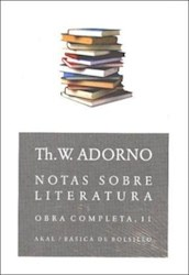 Libro 11. Notas Sobre Literatura  Obra Completa