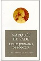 Papel LAS 120 JORNADAS DE SODOMA