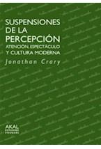 Papel SUSPENSIONES DE LA PERCEPCION