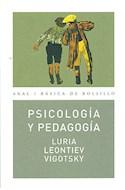 Papel PSICOLOGIA Y PEDAGOGIA (AKAL BASICA DE BOLSILLO)