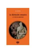 Papel LA DISTINCION MOSAICA O EL PRECIO DEL MONOTEISMO (R) (2006)