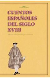 Papel CUENTOS ESPAÑOLES DEL SIGLO XVIII