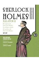 Papel SHERLOCK HOLMES RELATOS II