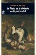 Papel LA LÓGICA DE LA VIOLENCIA EN LA GUERRA CIVIL