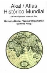 Papel ATLAS HISTORICO MUNDIAL 1 TOMO