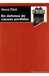 Papel EN DEFENSA DE CAUSAS PERDIDAS
