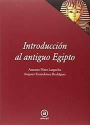 Libro Introduccion Al Antiguo Egipto