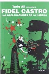 Papel LAS DECLARACIONES DE LA HABANA