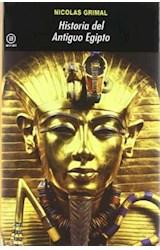 Papel HISTORIA DEL ANTIGUO EGIPTO (NUEVA EDICION)