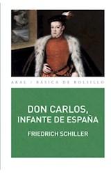 Papel DON CARLOS, INFANTE DE ESPAÑA