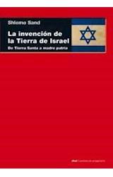 Papel LA INVENCION DE LA TIERRA DE ISRAEL