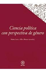 Papel CIENCIA POLITICA CON PERSPECTIVA DE GENERO