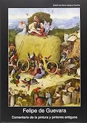 Libro Comentario De La Pintura Y Pintores Antiguos