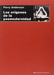 Libro Origenes De La Posmodernidad