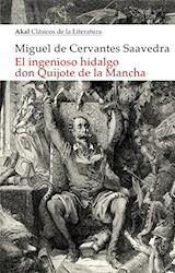 Libro El Ingenioso Hidalgo Don Quijote De La Mancha