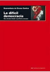 Libro La Dificil Democracia