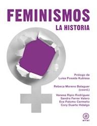 Libro Feminismos : La Historia