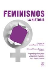 Papel FEMINISMOS LA HISTORIA