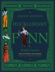 Libro Huckleberry Finn ( Edicion Anotada )