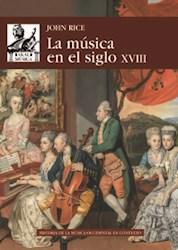 Libro La Musica En El Siglo Xviii