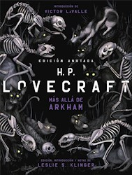 Libro H.P. Lovecraft