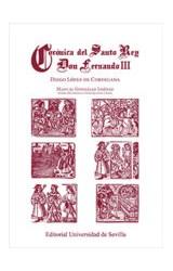 Papel CORONICA DEL SANTO REY DON FERNANDO III