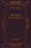 Papel ASI HABLO ZARATHUSTRA (CARTONE) (GRANDES PENSADORES)