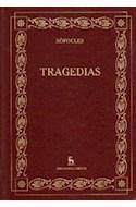 Papel TRAGEDIAS (SOFOCLES) (BIBLIOTECA GREDOS) (CARTONE)