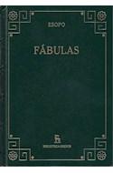 Papel FABULAS (BIBLIOTECA GREDOS) (CARTONE)