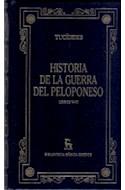Papel GUERRA DEL PELOPONESO II (BIBLIOTECA GREDOS) (CARTONE)