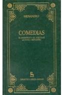 Papel COMEDIAS (BIBLIOTECA GREDOS) (CARTONE)