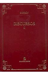 Papel DISCURSOS II VERRINAS SEGUNDA SESION [DISCURSOS III-V] (BIBLIOTECA GREDOS) (CARTONE)