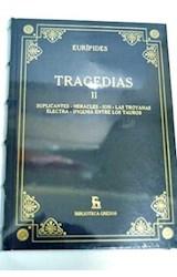 Papel TRAGEDIAS I [EURIPIDES] (BIBLIOTECA GREDOS) (CARTONE)