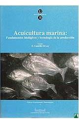 Papel Acuicultura marina