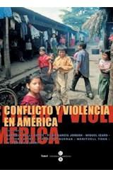 Papel Conflicto y violencia en América