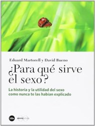 Papel ¿Para Qué Sirve El Sexo?