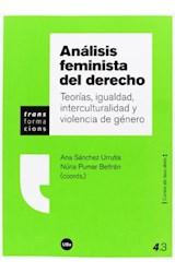 Papel Análisis Feminista Del Derecho