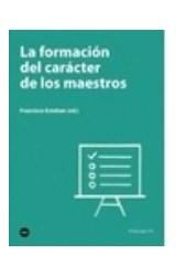 Papel LA FORMACION DEL CARACTER DE LOS MAESTROS