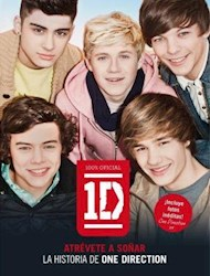 Papel Atrevete A Soñar La Historia De One Direction