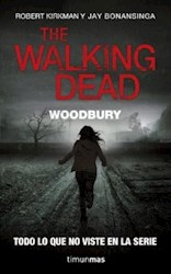 Papel The Walking Dead, Woodbury   Novela