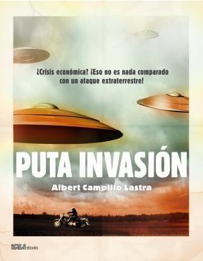 E-book Puta Invasión
