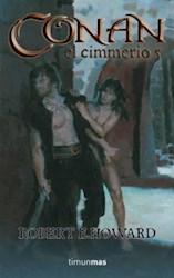 Papel Conan El Cimmerio 5