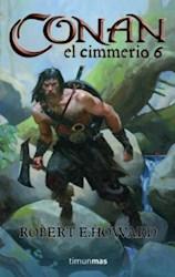 Papel Conan El Cimmerio 6