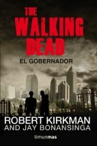 Papel The Walking Dead, El Gobernador    Novela
