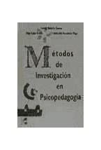 Papel METODOS DE INVESTIGACION EN PSICOPEDAGOGIA