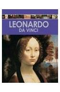 Papel LEONARDO DA VINCI (GRANDES MAESTROS DE LA PINTURA) (CARTONE)