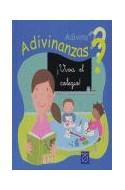Papel VIVA EL COLEGIO (ADIVINA ADIVINANZAS) (CARTONE)