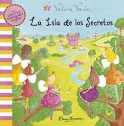 Papel Valeria Varita La Isla De Los Secretos